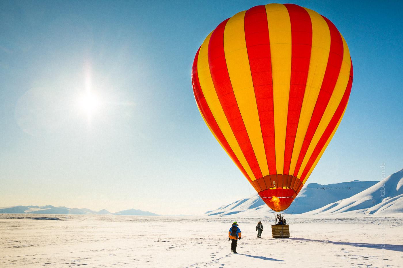 Hot Air Balloon 2018